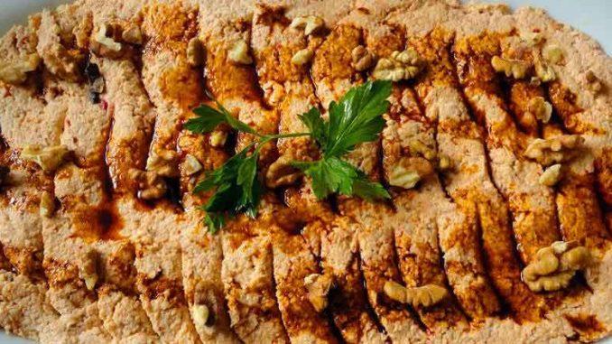 Çerkez tavuğu, Kuva: flickr.com