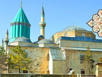 Mevlana moskeija, museo ja mausoleumi. Kuva: pixabay.com