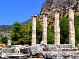 Priene: kuva: flickr.com