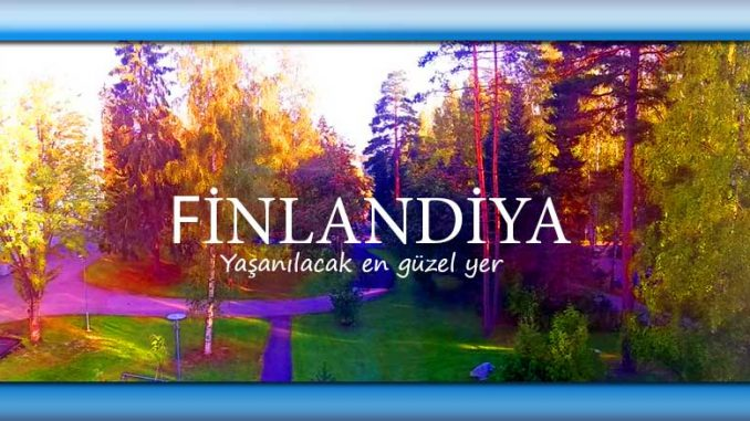 Finlandiya. Foto: Ali Ergene