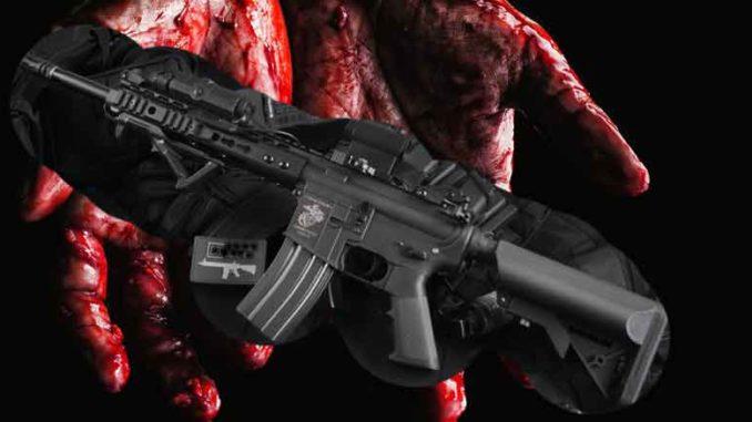 Verinen jäsi ja ase