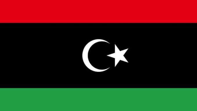 Libyan lippu