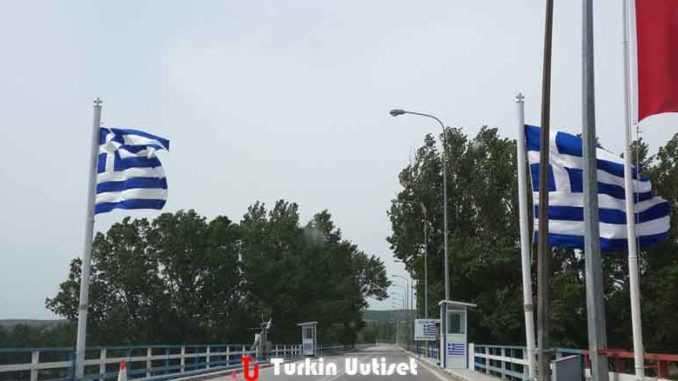 Turkin ja Kreikan raja