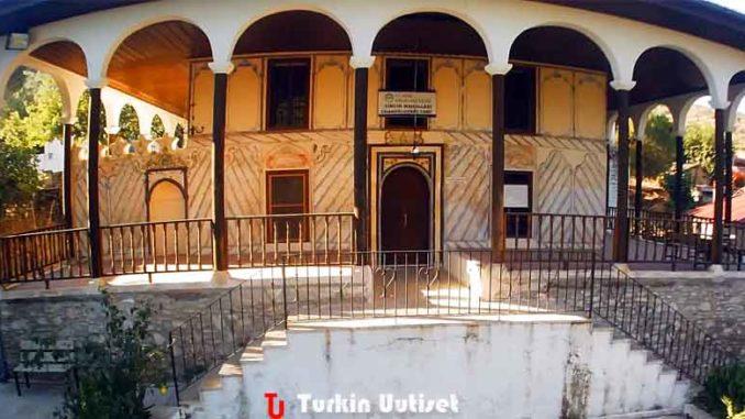 Cihanoğlu moskeija